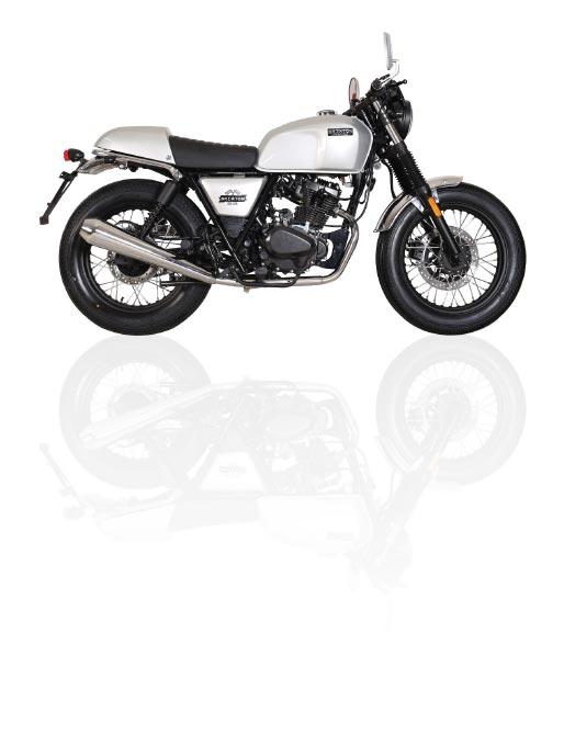 Brixton Motorcycles - Sunray 125