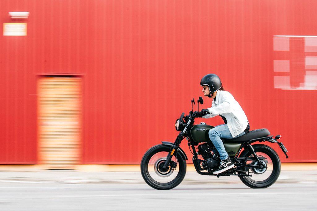 Brixton Motorcycles Felsberg 125
